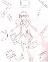 Arika Yukemiya -Yume no Tobira by kimi-ga-sora-datta