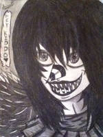 Laughing Jack- Portrait by daisey166