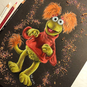 Red : Fraggle Rock