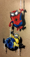 Spider-Minion Saves The Day