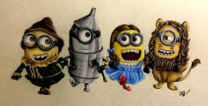 Minions Of Oz