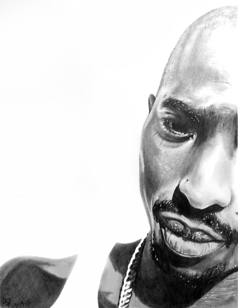 2pac by BlvqWulph
