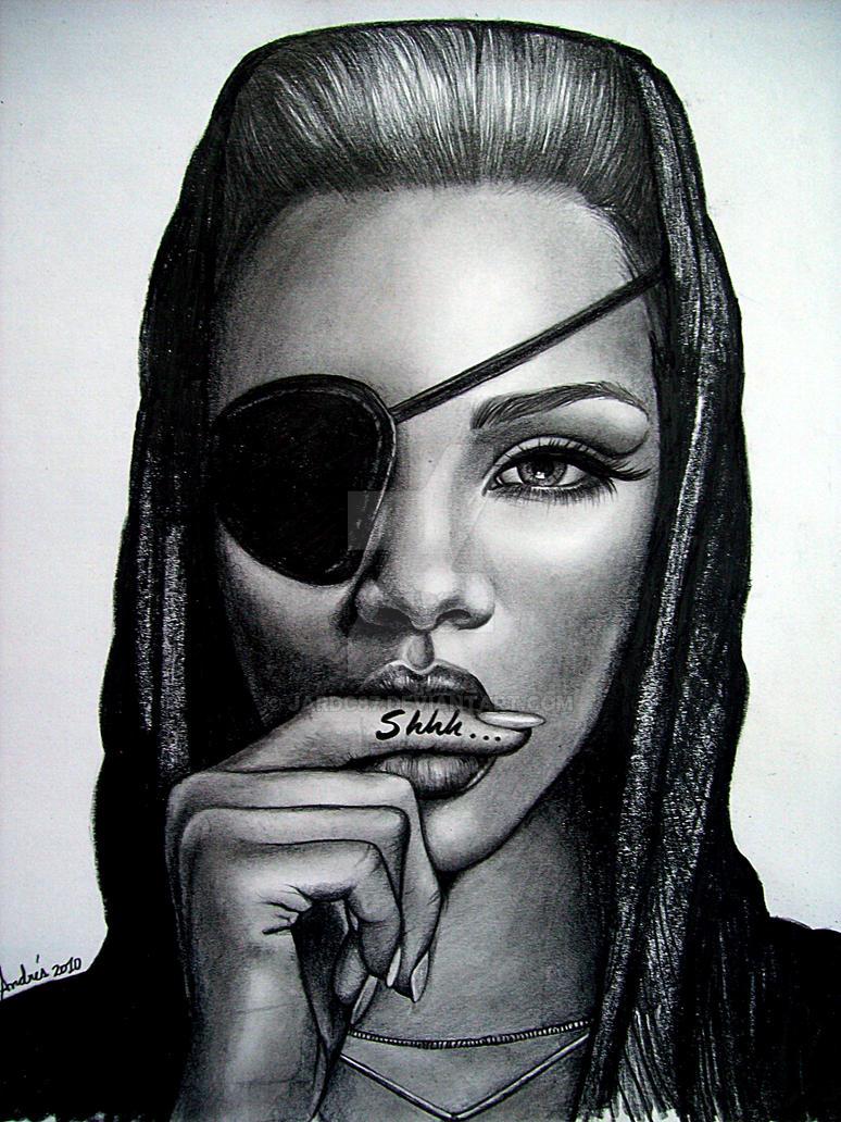 Rihanna by jardc87 on DeviantArt