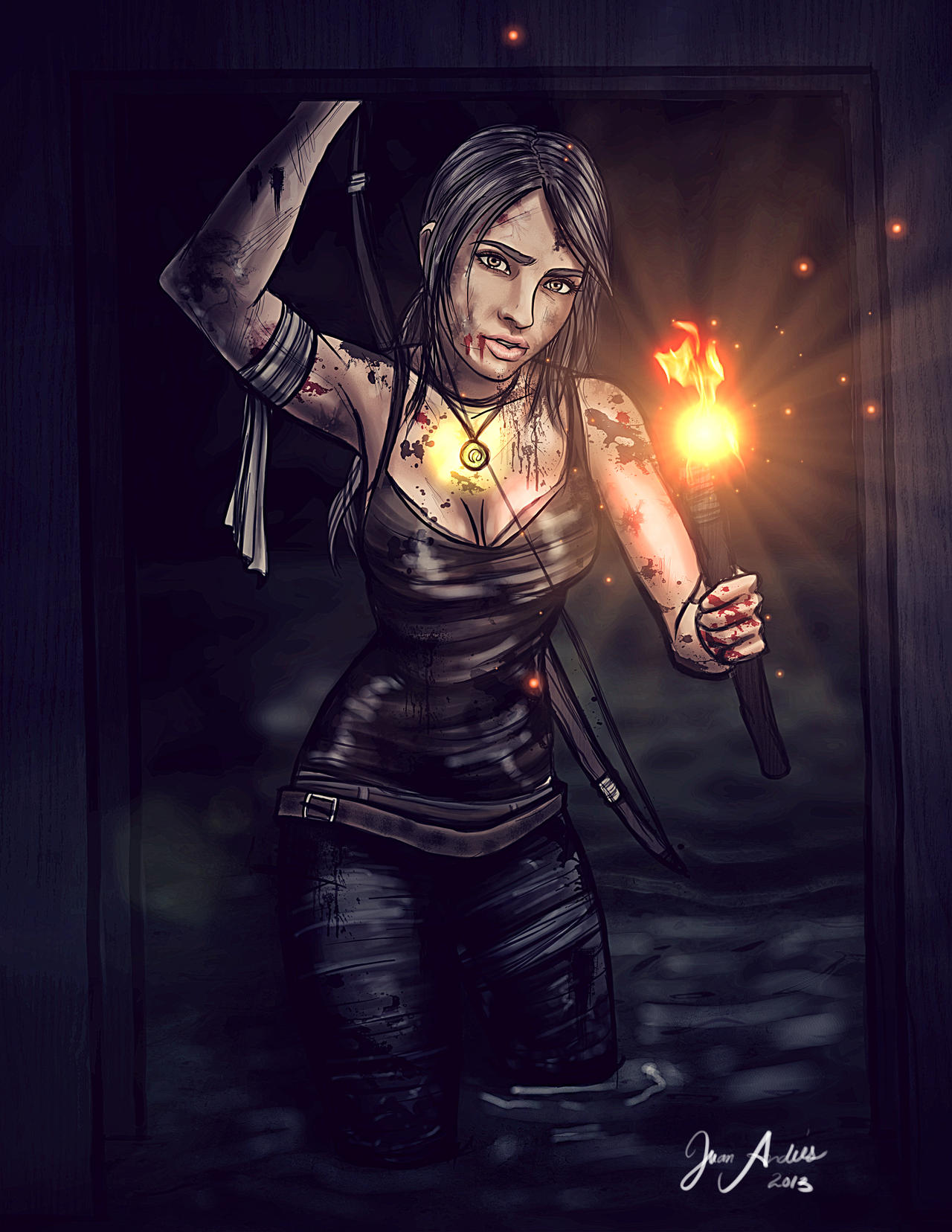 Tomb Raider Reborn Contest 2 by jardc87