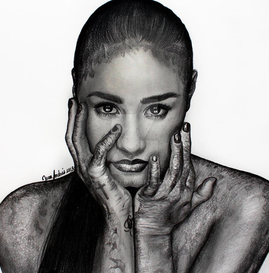Demi Lovato by jardc87
