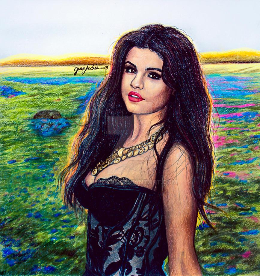 Selena Gomez by jardc87