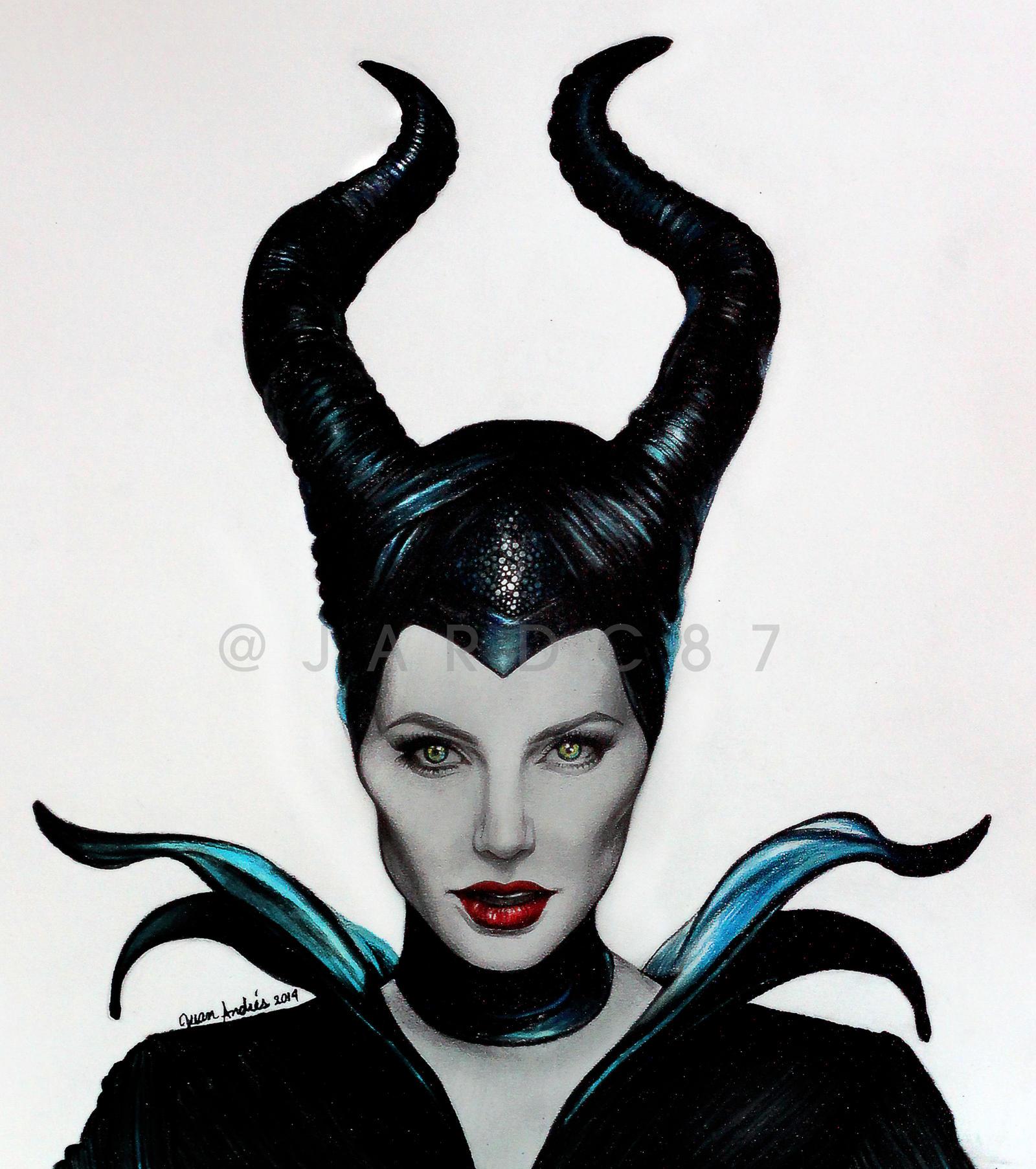 Maleficent by jardc87 on DeviantArt