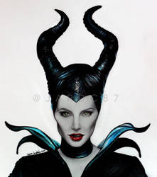 Maleficent by jardc87