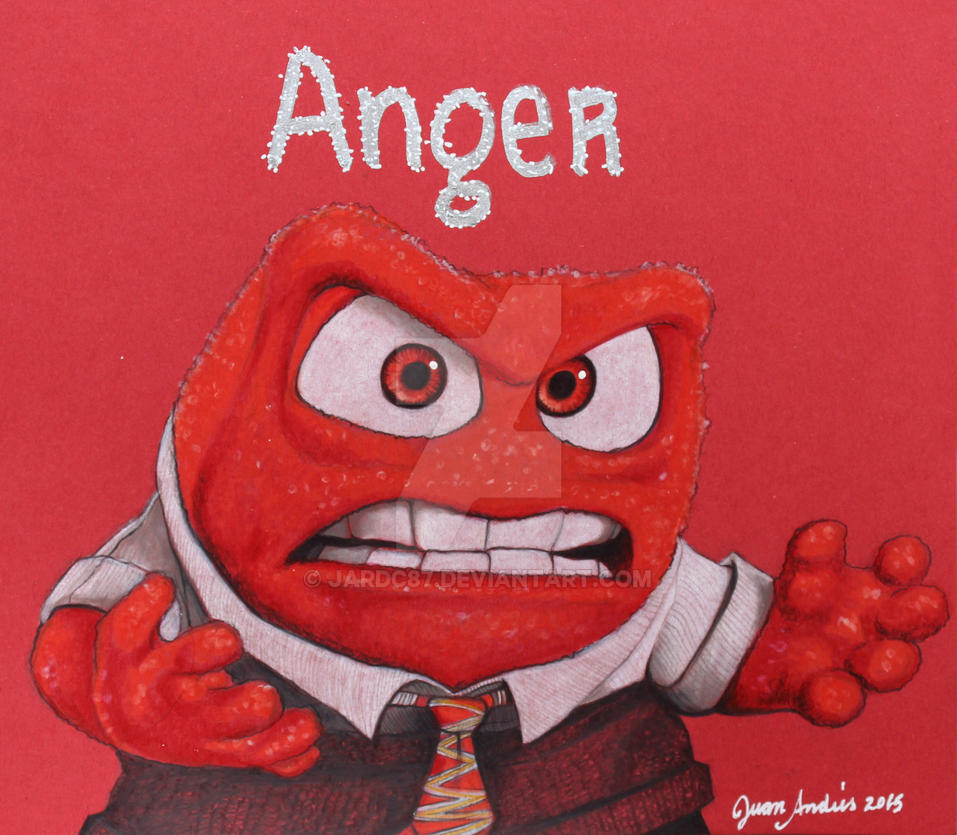 Anger by jardc87