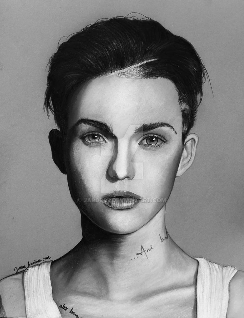 Ruby Rose by jardc87