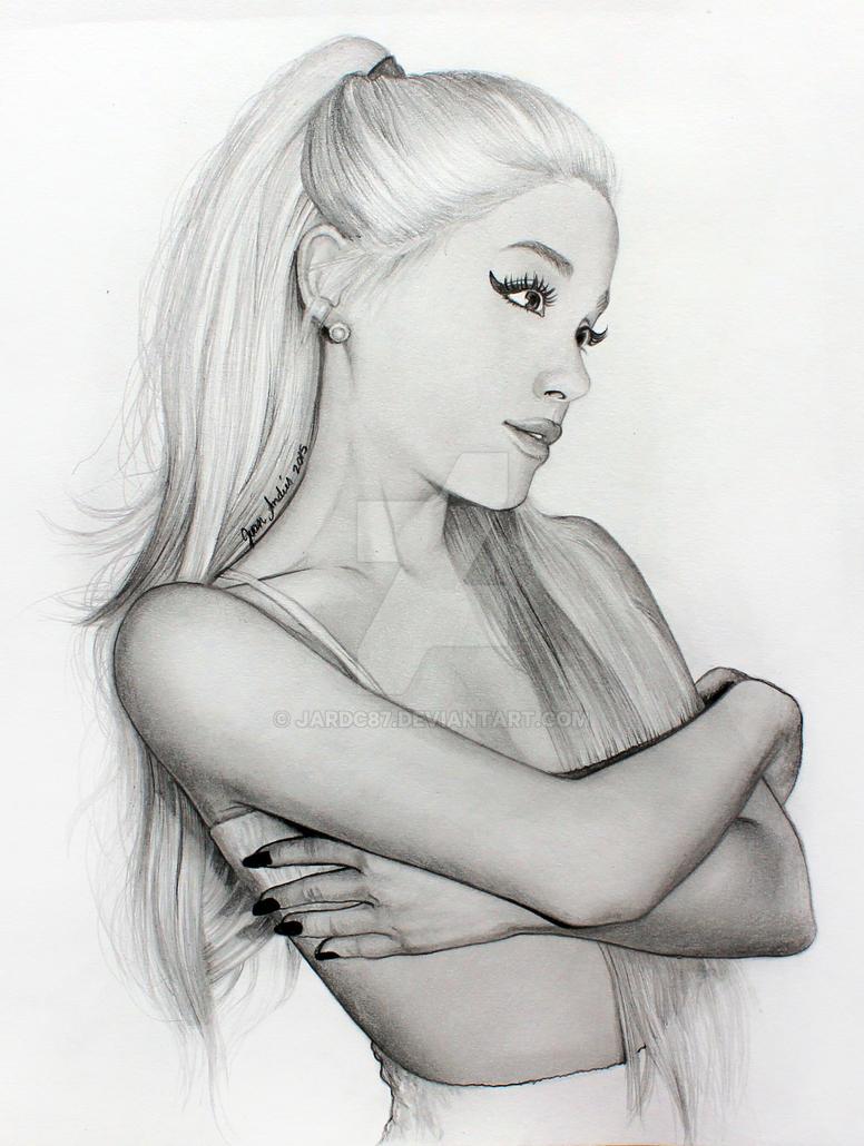 Ariana Grande Focus by jardc87