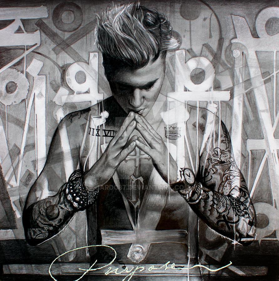 Justin Bieber PURPOSE by jardc87