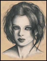 Shirley Manson by bebopalula