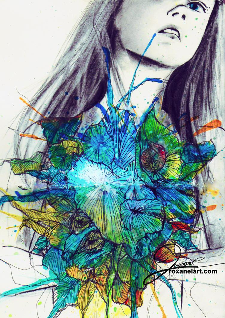 Breathe II by RoxaneLys
