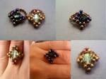 Coronet Crystal Rings