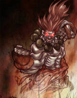 Akuma Revised by TUS