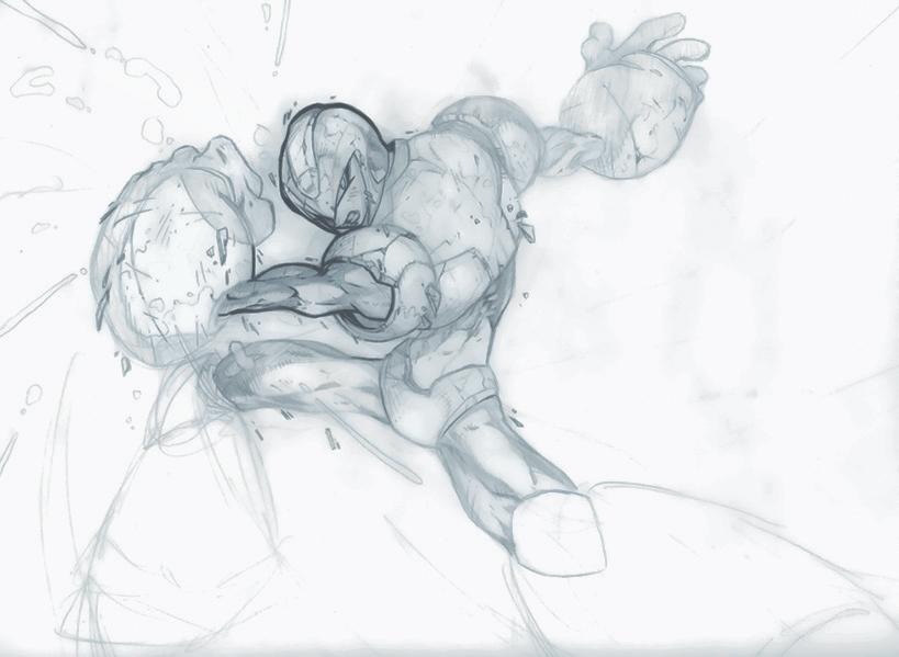 Mega Man by TUS