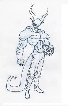 Janemba Sketch