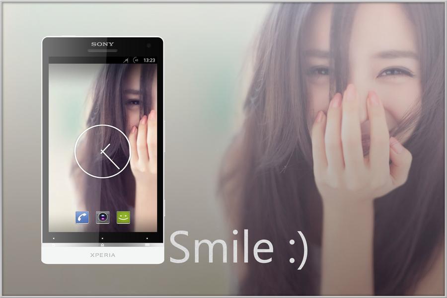 Smile by Soniferous