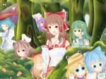Touhou - Adventure in Fantasy Land