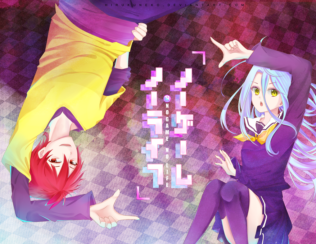 Blank : No game No Life ! by Hirukuneko
