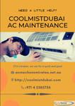 AC maintenance services Dubai   AC service company