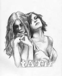 t.A.T.u. by Soras-Michelangelo