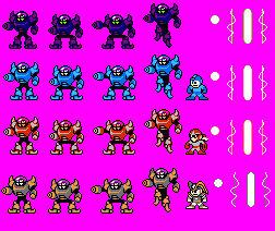 Mega Man 5 Ref Darkman + Bonus