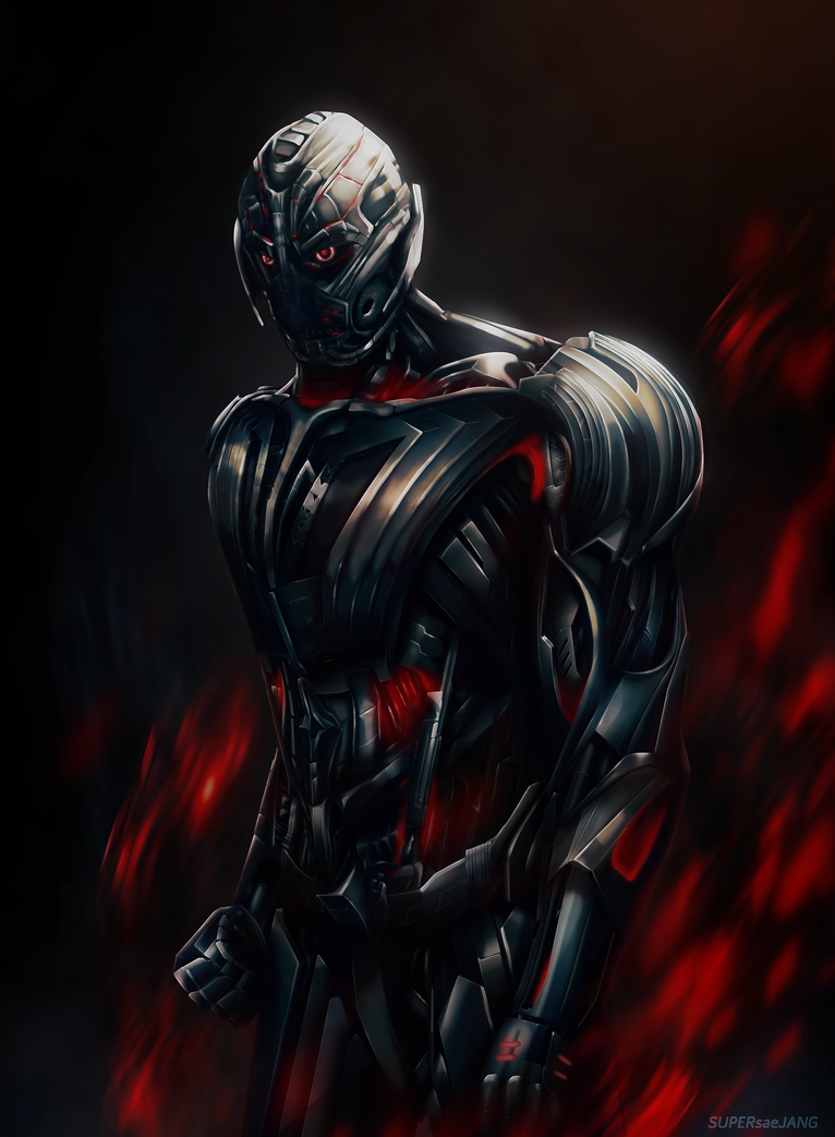 Avengers Age Of Ultron By Iloegbunam On Deviantart: ULTRON Avengers Age Of Ultron By SUPERsaeJANG On DeviantArt