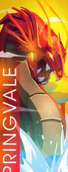 Dragon Poster by SUPERsaeJANG