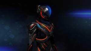 Fanart - Mass Effect Andromeda