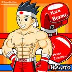 Hayato (Muscular version)