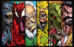 Spider Villains 2