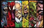 Spider Villains 2