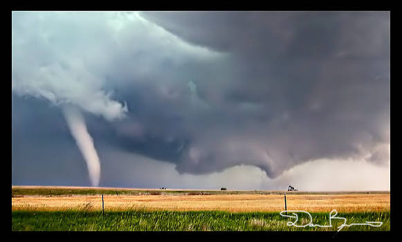 Dueling Tornadoes