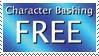Char. Bashing Free fan stamp by Mau506SK
