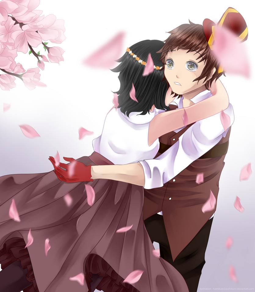 WR   Spring Regrets by Yushikuni