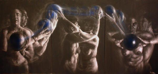 Triptico by Benbe