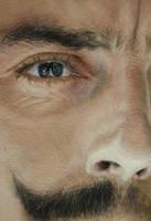 Diego Velazquez detail by Benbe