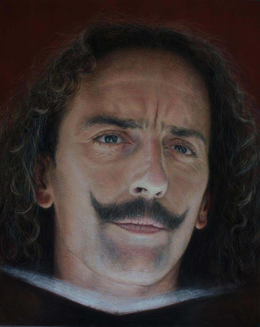 Diego Velazquez by Benbe