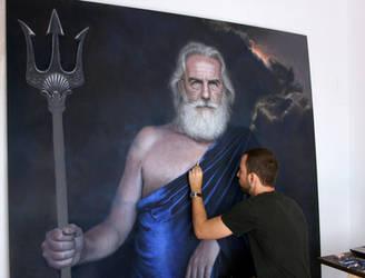 wip Poseidon 5 by Benbe