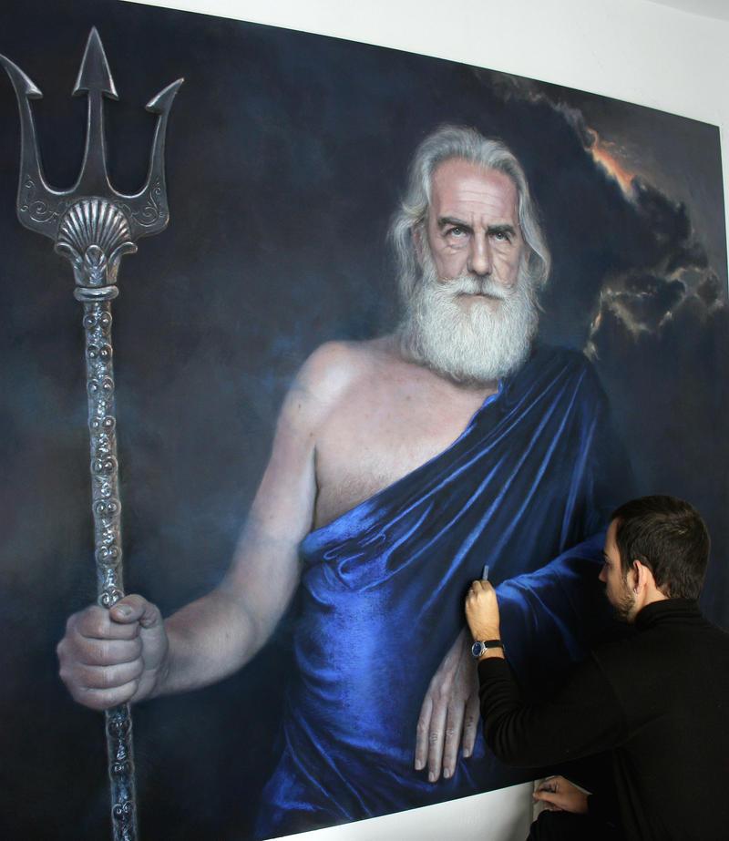 wip Poseidon 6 by Benbe