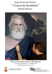 Exhibition  Trazos de Realidad by Benbe