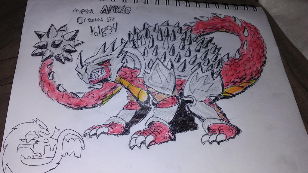 Mega anklo owned by 161894 by timothyallman