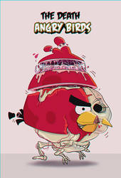 Angry Bird by AndonnastY