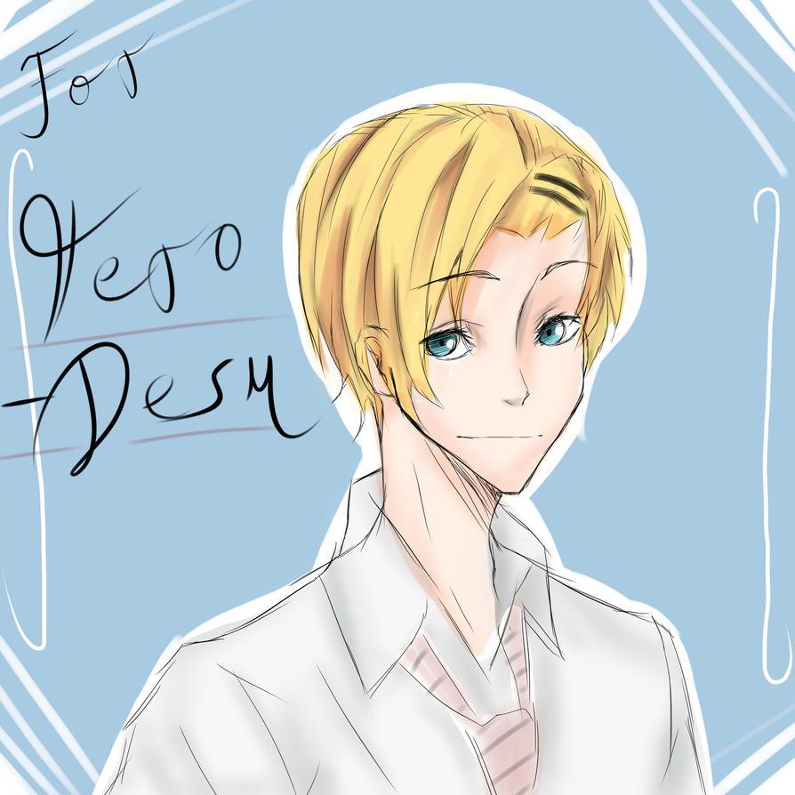 Thank you Vero-Desu x) by DragoRaven