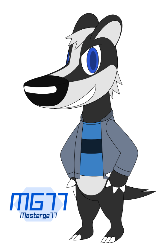 Josh the Badger 2018 by Masterge77