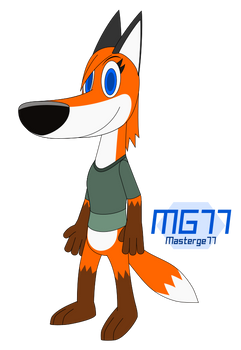 Anabelle the Fox