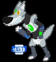 Xander the Robot Werewolf 2019