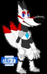 KT the Robot Kitsune